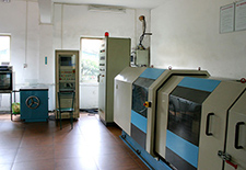 Friction performance test machine