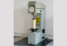 Luo type hardness tester